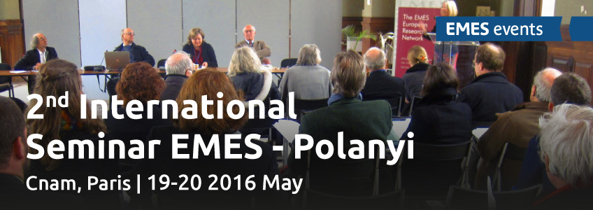 2nd EMES-Polanyi International Seminar