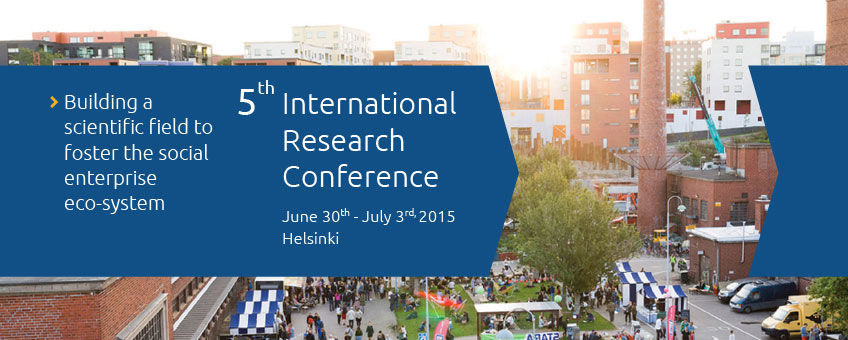 5th EMES International Research Conference on Social Enterprise