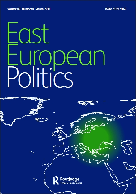 Call for Papers for a Special Issue of East European Politics on