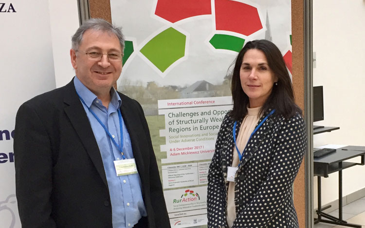 EMES institutional members support new RurAction research project