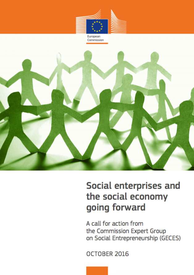 Social enterprises and the social economy going forward - A call for action from the GECES