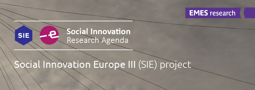 Social Innovation Europe (SIE) - Co-SIRA
