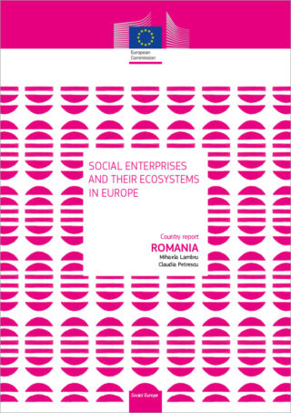 Cover of Updated country report Romania