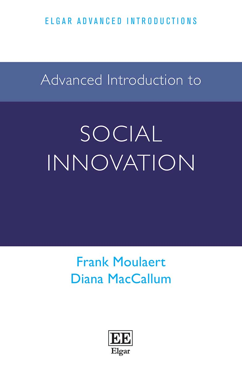 Book review: Advanced Introduction to Social Innovation