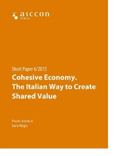 Cohesive Economy. The Italian Way to Create Shared Value
