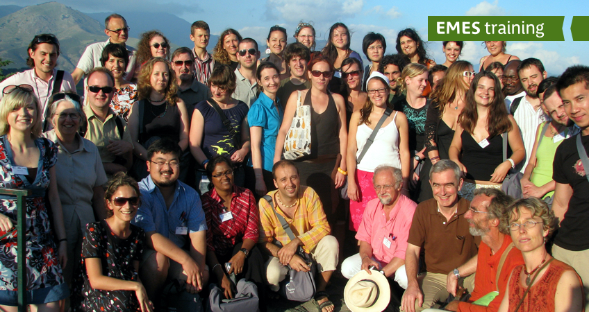 1<sup>st</sup> EMES International PhD Summer School. Corsica (France) 2008