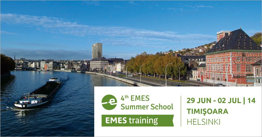 4<sup>th</sup> EMES International PhD Summer School. Timisoara (Romania) 2014