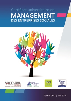 University Certificate in Management of Social Enterprises