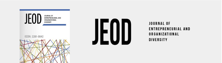 JEOD launches a Call for Papers on Social Innovation in Social Enterprises