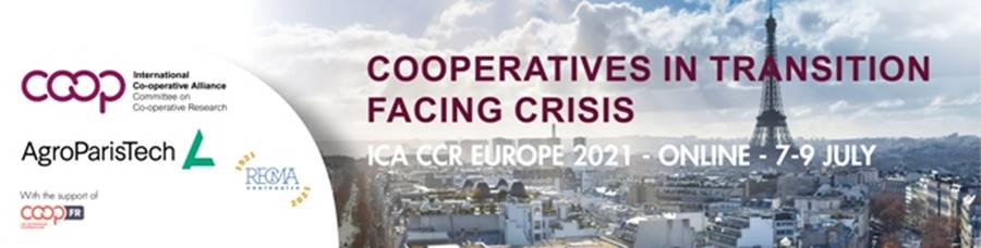Cooperatives in transitions facing crisis