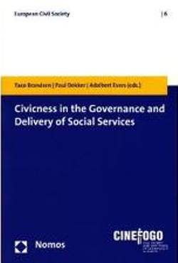 Civicness in the Governance and Delivery of Social Services